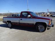 1988 Chevrolet C/K 1500 C1500 Silverado