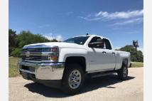 2017 Chevrolet Silverado 2500HD Work Truck