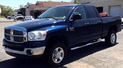 2008 Dodge Ram 2500 4WD Quad Cab 140.5
