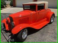 1930 Ford Convertible 3