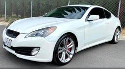 2012 Hyundai Genesis Coupe 3.8 R-Spec