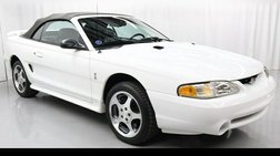 1996 Ford Mustang SVT Cobra Base