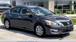 2013 Nissan Altima S