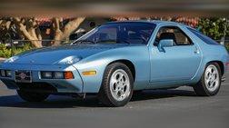 1982 Porsche 928 Base