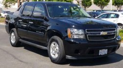 2008 Chevrolet Avalanche 1500 LS