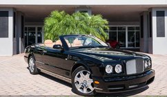 2008 Bentley Azure Base