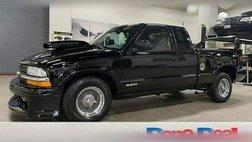 1998 Chevrolet S-10 LS