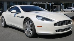 2011 Aston Martin Rapide Luxury