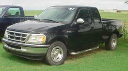 1997 Ford F-150 SuperCab Flareside Short Bed 2WD
