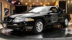 1997 Lincoln Mark VIII LSC