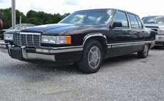 1991 Cadillac Fleetwood Base
