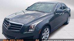 2013 Cadillac ATS 2.0T