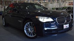 2014 BMW 7 Series 750Li xDrive