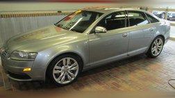 2008 Audi S6 quattro