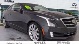 2016 Cadillac ATS 2.0T Luxury Collection