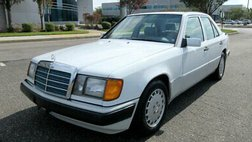 1993 Mercedes-Benz 300-Class 300 D