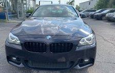 2014 BMW 5 Series 550i xDrive