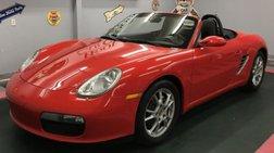 2008 Porsche Boxster Standard
