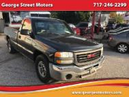 2003 GMC Sierra 1500 Work Truck