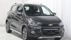2018 Chevrolet Spark ACTIV CVT