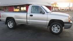 2004 Chevrolet Silverado 1500 LS