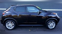 2015 Nissan JUKE 5dr Wgn CVT SV AWD