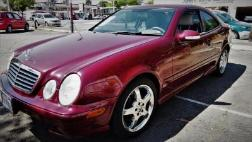 2002 Mercedes-Benz CLK-Class CLK 430