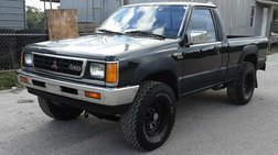 1988 Mitsubishi Mighty Max Pickup SPX