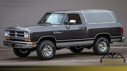 1990 Dodge Ramcharger S