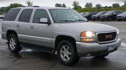 2005 GMC Yukon SLE