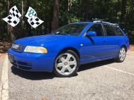 2001 Audi S4 Avant quattro