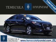 2016 Hyundai Sonata Plug-in Hybrid Base