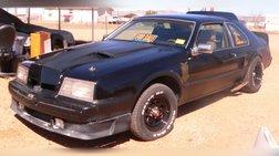 1987 Lincoln Mark VII LSC