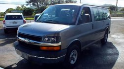 2007 Chevrolet Express LS 3500