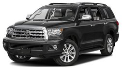 2016 Toyota Sequoia Limited