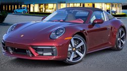2021 Porsche 911 4S Heritage Design Edition