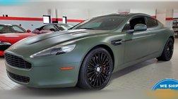 2011 Aston Martin Rapide Base