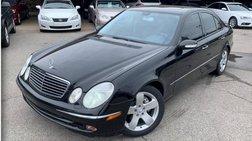 2004 Mercedes-Benz E-Class E 500