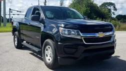2016 Chevrolet Colorado Base
