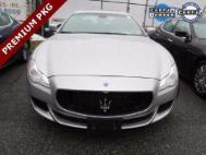 2014 Maserati Quattroporte Sport GT S
