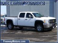 2012 Chevrolet Silverado 2500HD Work Truck