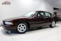 1996 Chevrolet Impala for Sale: 17 Cars from $7,500