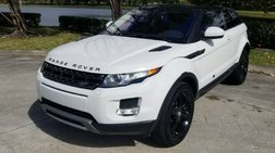 2014 Land Rover Range Rover Evoque Coupe Pure Plus