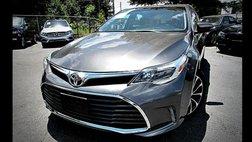 2016 Toyota Avalon XLE Premium