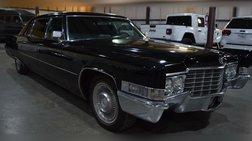 1969 Cadillac Fleetwood Limousine
