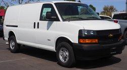 2020 Chevrolet Express Cargo Van 3500