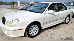 2003 Hyundai Sonata GLS