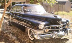 1950 Cadillac CLEAN TITLE/ REBUILT ENGINE /DRIVES GREAT