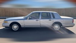 1996 Lincoln Town Car Cartier