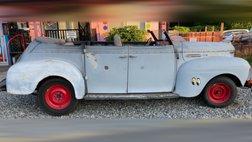 1940 Plymouth Rat Rod Custom Straight 6 3 on Tree Chopped Drives